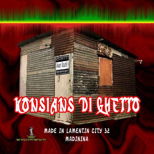 Konsians di ghetto